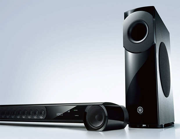 Yamaha YSP-3300 Sound Projector at werd.com